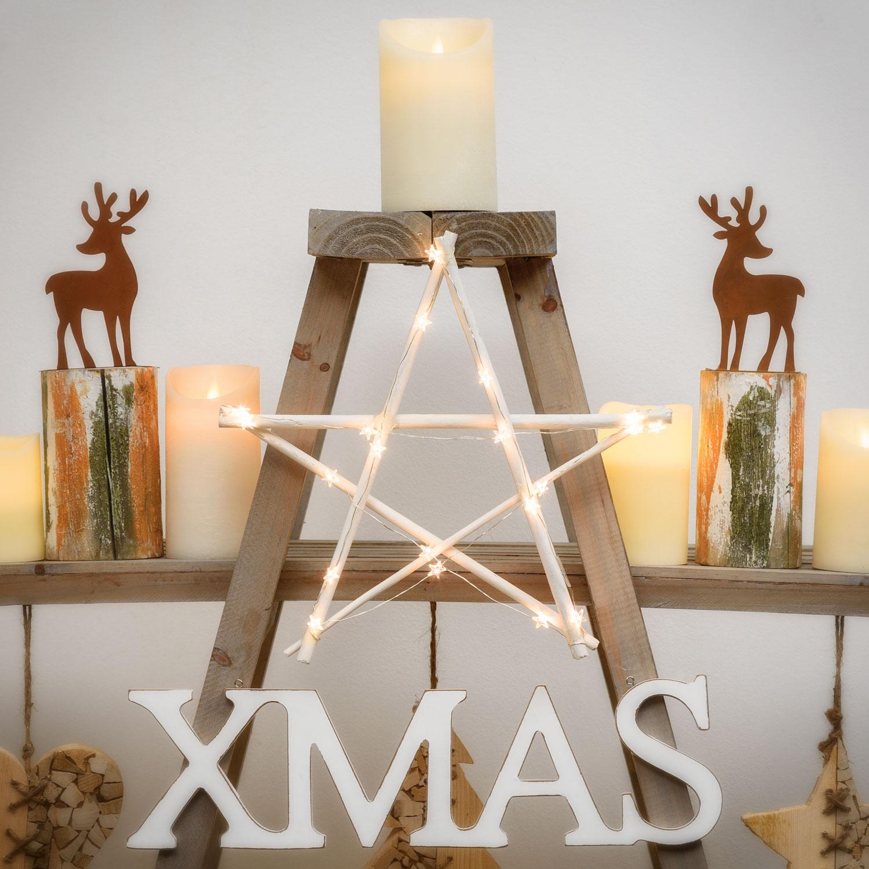Stelle Di Natale Da Costruire stella di natale luminosa fai-da-te | luminal park