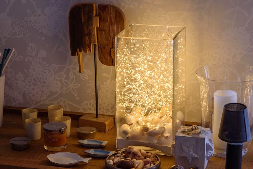 10 Idee Per Decorare E Abbellire La Casa Con Le Luci Decorative Led Luminal Park