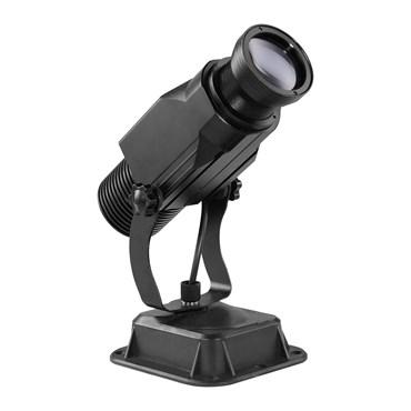 Proiettore professionale led, 15 Watt, angolo 15°, immagine fissa