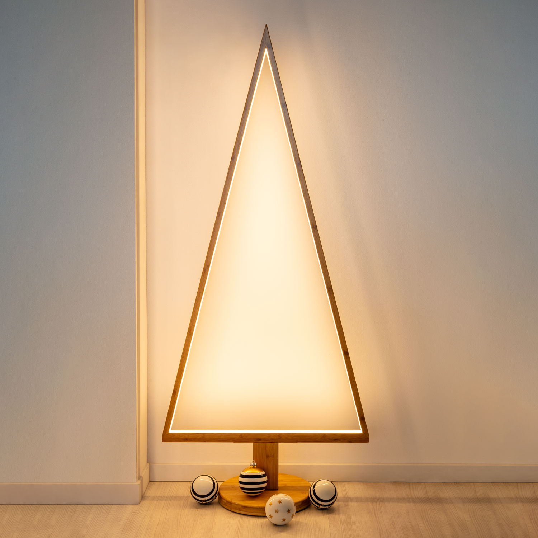 dreieckige led lampen