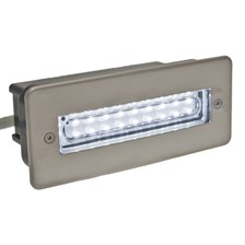 Segnapasso 18 LED bianco