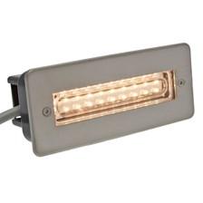 Segnapasso 18 LED bianco caldo