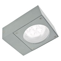 Lampada da parete, applique LED bianco, 6W, uso esterno
