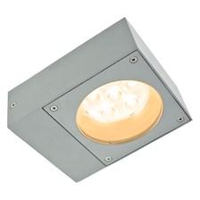 Lampada da parete, applique LED bianco caldo, 6W, uso esterno