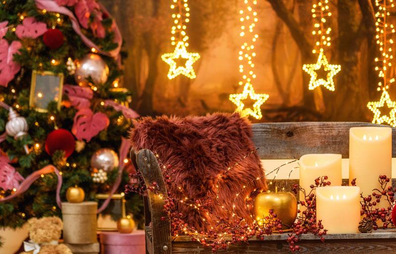Addobbi Natalizi Zalando.Luminal Park Addobbi Luci E Luminarie Per Natale Matrimoni E Feste