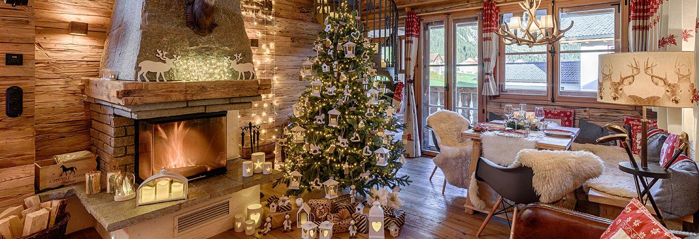 Quante luci per l'albero di Natale