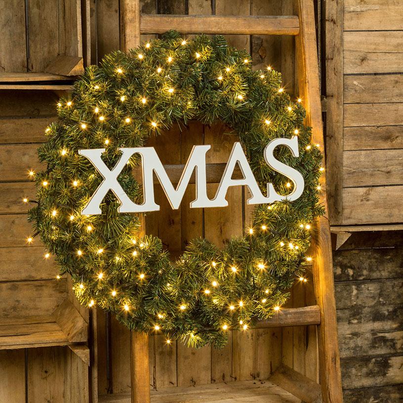 Idee per realizzare ghirlande natalizie fai da te | Luminal Park