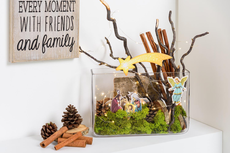 Decorare Finestre Per Natale Scuola lavoretti di natale per bambini | luminal park