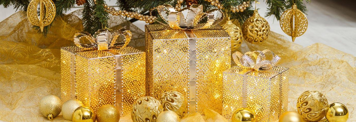 Addobbi Natale.Novita Addobbi Natalizi 2020 Luminal Park