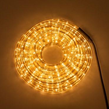 Glühlampen-Lichtschlauch 13 mm, 10 m, klar